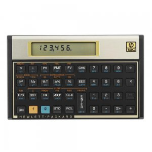Calculadora Financeira HP12C Gold Portugues