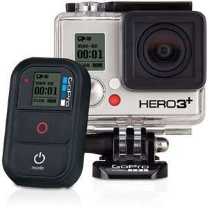 Câmera GoPro HD Hero3+ Black Edition