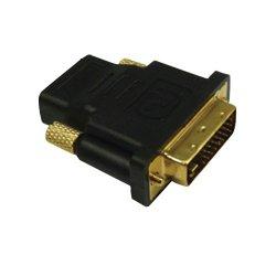 Adaptador DVI Macho para HDMI Femea