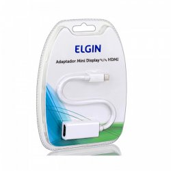 Adaptador HDMI Para Mini DP Display Elgin