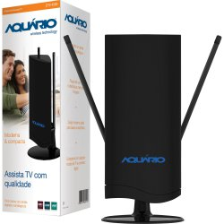Antena DTV4500 Interna para TV AQUARIO