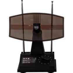 Antena UHF/VHF/FM Interna UVFI-102 Preta HYX