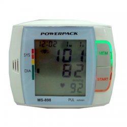 Aparelho De Medir Pressão Powerpak MS 898N viva voz