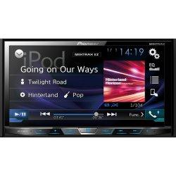 Auto Rádio CD/DVD/USB/TV/AM/FM/Bluetooth AVH-X5880TV Preto PIONEER