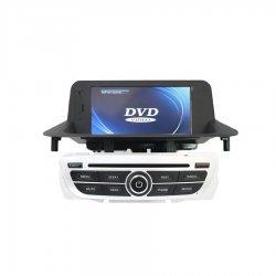Auto Radio Central Multimidia Renault Fluence  M1 DVD/ USB/SD/TV/GPS