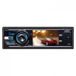 Auto Radio Napoli NPL-9909 USB/MP3/DVD/TV Controle