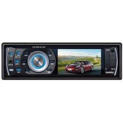 Auto Radio Napoli NPL-9989 USB/MP3/DVD/TV Controle