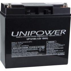 Bateria Selada 12V/18A UP12180 UNIPOWER