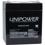 Bateria Selada UP1245 12V/4,5A UNIPOWER-63114