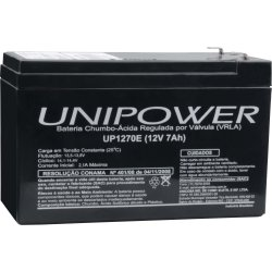 Bateria Selada UP1270 12V/7A UNIPOWER-62636