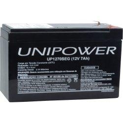 Bateria Selada UP1270SEG 12V/7A UNIPOWER-63595