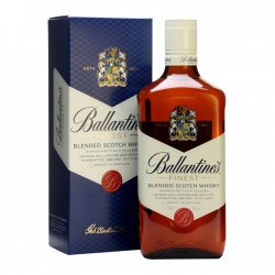 BEBIDA WHISKY BALLANTINES FINEST BLENDED SCOTCH