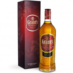 BEBIDA WHISKY GRANTS
