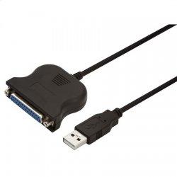 Cabo Conversor USB AM para Pararelo Empire