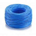Cabo de Rede para Segurança Eletronica Elgin Caixa 100 Metros Azul