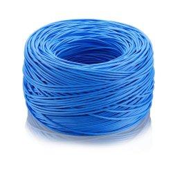 Cabo de Rede para Segurança Eletronica Elgin Caixa 305 Metros Azul