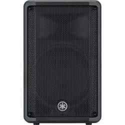 """Caixa Acústica Ativa 10"""" 325W DBR-10 YAMAHA"""