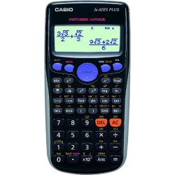 Calculadora Cientifica 252 Funcoes Display Natural FX82ESPLUS PT CASIO