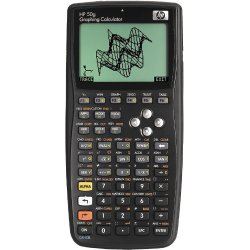 Calculadora HP 50G Grafica