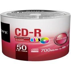 CD-R Bulk Printable 80min 700MB 48x Com 50 Unidades 50CDQ80FBZ2LA SONY