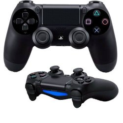 Controle PlayStation PS4 Original Sony preto