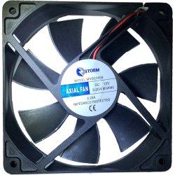 Cooler 120X120X25mm MVDC0004 Preto STORM