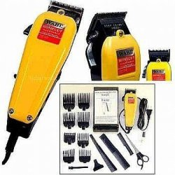 Cortador De Cabelo Whal 9243-123 Amarelo