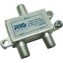 Divisor Satelite 1/2 5-2400 MHz PQDV-2022 PROELETRONIC
