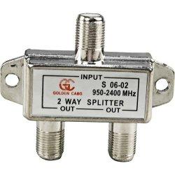 Divisor Satélite 1/2 900-2400 MHz GENÉRICO