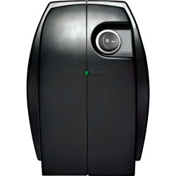 Estabilizador EXXA III Power 300VA 115V Preto ENERMAX
