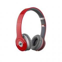 Fone de Ouvido com Microfone PH-10RD C3 TECH Vermelho