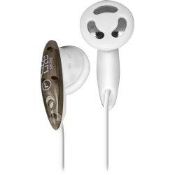 Fone de Ouvido EB101 Branco e Preto LITE