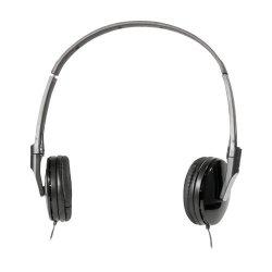 Fone de Ouvido Headset HS305 Preto ENZATEC