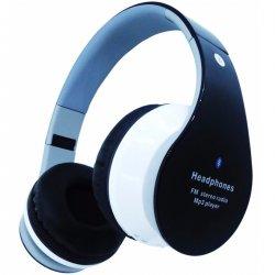 Fone de Ouvido Sem Fio Bluetooth e SD B-01 Preto