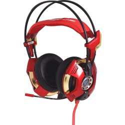 Fone Headset IRON MAN 3 Limited Edition E-BLUE