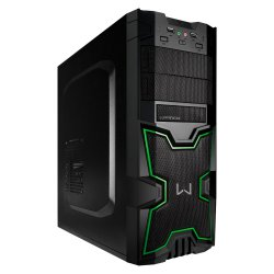 Gabinete Gamer GA154 Warrior Multilaser