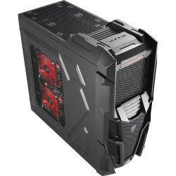 Gabinete Gamer MECHATRON WINDOW EN57028 Preto AEROCOOL