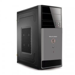 Gabinete Multilaser Full Black GA123