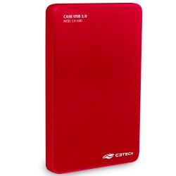 Gaveta USB Para HD Sata CH- 200RD 2.5 C3T