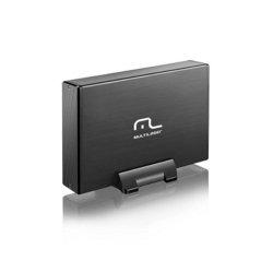 Gaveta USB Para HD Sata GA118 3.5 Multilaser