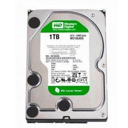 HD SATA 1.0 TB Western Digital  Green Power 7200 RPM