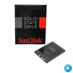 HD SSD 256GB 2.5 Sandisk Z400S