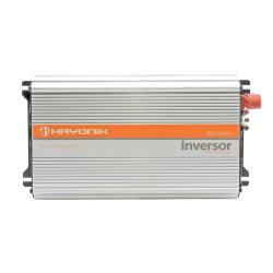 Inversor de Onda Modificada 12VDC/127V USB 800W HAYONIK