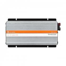 Inversor de Onda Modificada 12VDC/220V USB 1000W HAYONIK