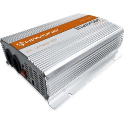 Inversor de Onda Senoidal 12VDC/127V USB 1000W HAYONIK
