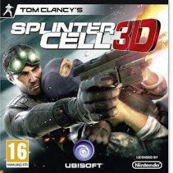 Jogo JDS 3D TC Splinter Cell