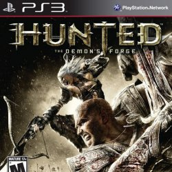 Jogo PS3 Hunted The Demon