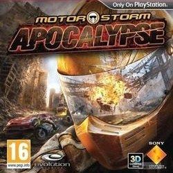 Jogo PS3 Motor Storm Apocalypse