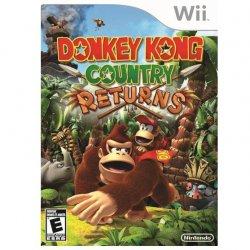 Jogo Wii Donkey Kong Country Returns