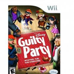 Jogo Wii Gullty Party
